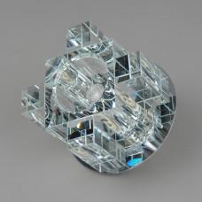 1037 A Точечный светильник прозрачный G9
