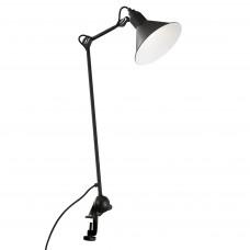 765927 (MТ1201802-1Е) Настольная лампа LOFT 1х40W E14 черный (в комплекте)