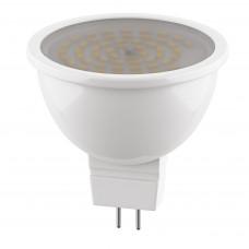 940212 ЛАМПА LED 220V MR16 G5.3 6.5W=60W 325LM 120G FR 2800K 20000H (в комплекте)