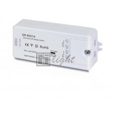 """Сенсорный датчик SR-8001A (черный, выключатель """"взмах руки"""", комплект)"""