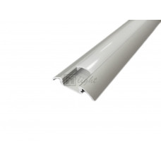 Алюминиевый профиль для порогов GS.0636