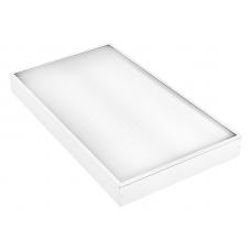 Светодиодный светильник серии Офис LE-0455 (накладной светильник) LE-СПО-03-020-0455-20Д